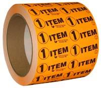 One Item Stickers Rolls