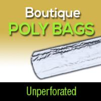 Boutique Poly Bags (Unperforated)