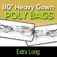 "Heavy Gown Bags (80"")"