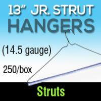"13"" Junior Strut Hangers (250)"
