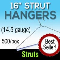 "16"" Imported Strut Hangers (500)"