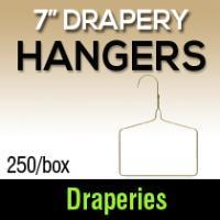 "7"" Drapery Hangers (250)"