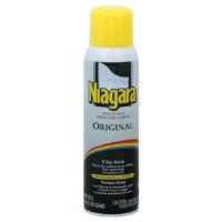 Niagara spray starch 12/20 OZ