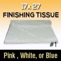 Finishing tissue 17X27 #1