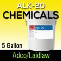 Adco Alk-20 Laundry Alkali 5gl Pail