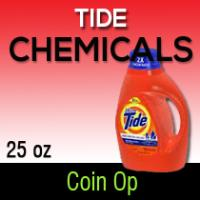 Tide liquid/bleach 25 OZ