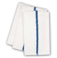 16X19 BLUE STRIPE SPOTTING BOARD TOWEL  32oz