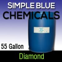 Diamond Simple Blue 55 GL