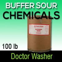 Dr washer buffer sour 100 LB
