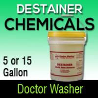 Dr washer destainer