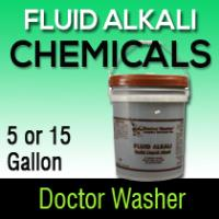 Dr washer fluid alkali