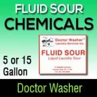 Dr washer fluid sour