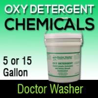 Dr washer oxy detergent