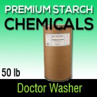 Dr washer prem starch 50 LB