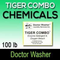 Dr washer tiger combo 100 LB