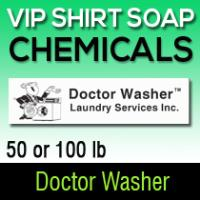 Dr washer VIP shirt soap