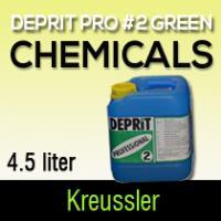 4.5 liter deprit professional #2 green