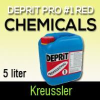 5 liter deprit prof #1 red