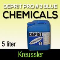 5 liter deprit prof #3 blue