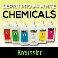 Deprit professional #4 white