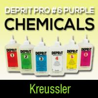 Deprit professional #6 purple