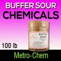 Buffer sour 100 LB