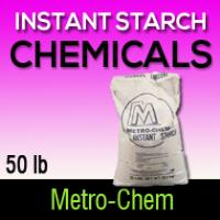 Metro instant starch 50 LB