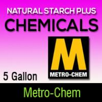 Metro Natural Starch Plus 5 GL