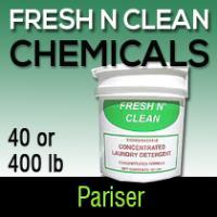 Fresh n clean 40 and 400lb