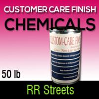Custom care finish  50 LB