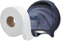 JR. Jumbo Bathroom Tissue Kit