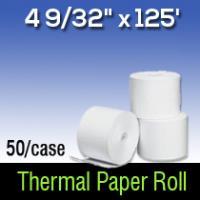 "4 9/32"" X 125' Thermal"