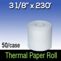 "3 1/8"" X 230' Thermal"
