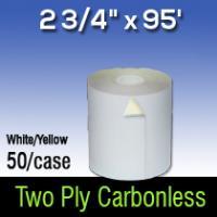 """2 3/4"""" X 95' 2PLY W/C"""