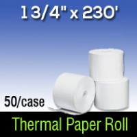"1 3/4"" (44mm) X 230' Thermal"