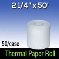"2 1/4"" X 50' Thermal"