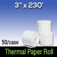 "3"" X 230' Thermal"