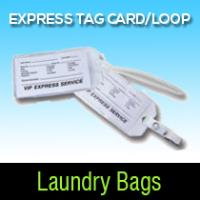 Express tag card/loop