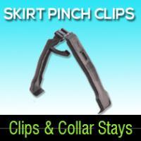 Skirt Pinch Clips
