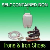 SELF CONTAINED IRON