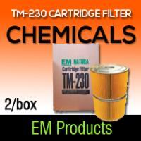 TM-230 CARTRIDGE FILTER 2/BOX