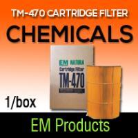 TM-470 CARTRIDGE FILTER 1/BOX