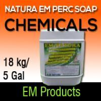 Natura EM Perc Soap 18kg/5gl