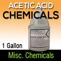 Acetic acid gl