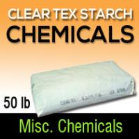 Clear Tex Starch 50 LB