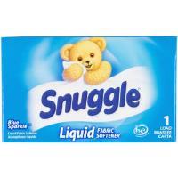 Snuggle Liquid Fabric Softener 100/case