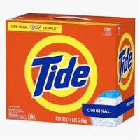 Tide Powder 4 Load 5.7oz 14/cs