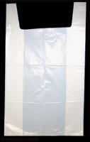 17X8X59  T-Shirt Bag White XL (Each)