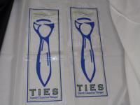 TIE BAGS ONLY 500 PER BOX