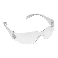 3M/Peltor, Virtua Glasses, Clear Frame, Clear Lens